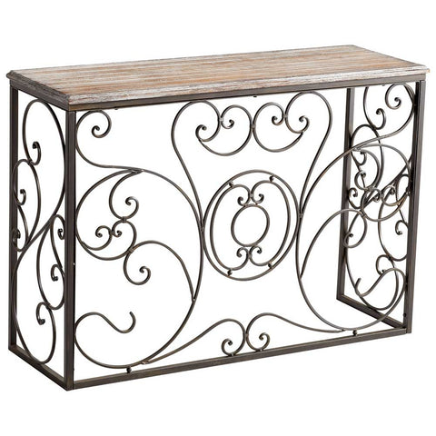Lamesa Console Table