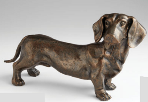 Fido Dog Sculpture