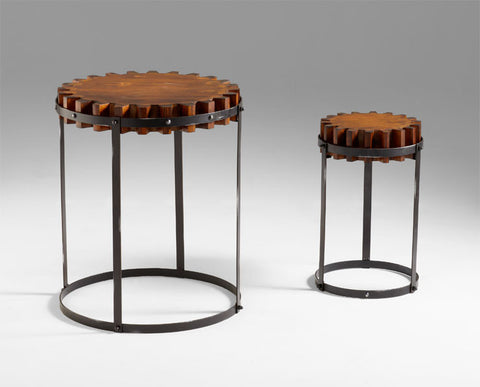 Gear Tables (Set of 2)