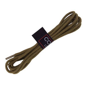 Khaki Green Shoe Laces