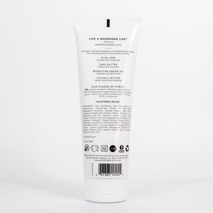 nourish organic almond vanilla body lotion