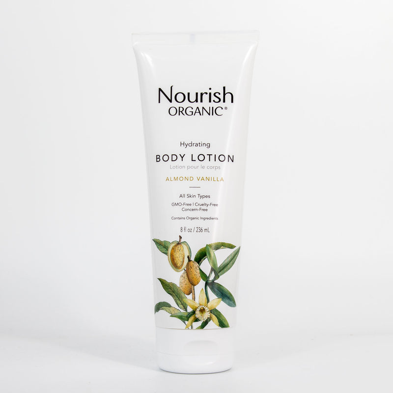 Almond Vanilla Hydrating Body Lotion