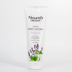 Hydrating Body Lotion Lavender Mint