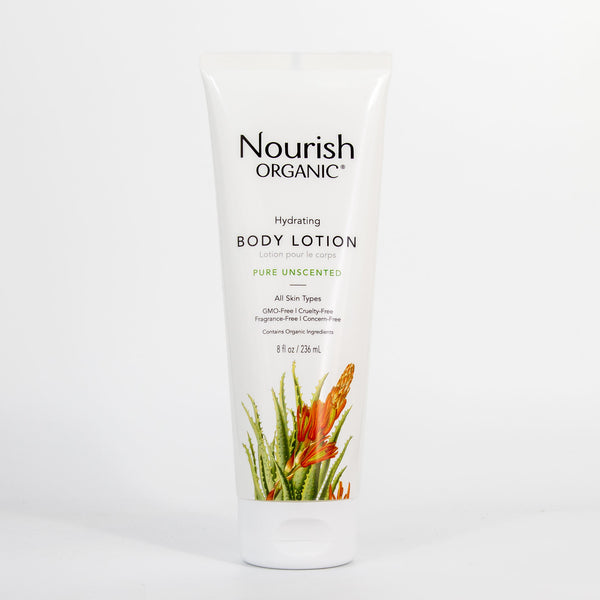 Pure Unscented Hydrating Body Lotion