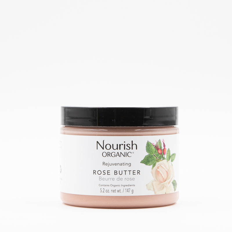 Rejuvenating Rose Butter