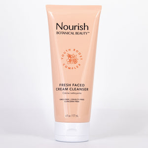 Fresh-Faced Cream Cleanser