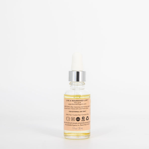 Nourish Botanical Beauty Pretty Plump Face Serum