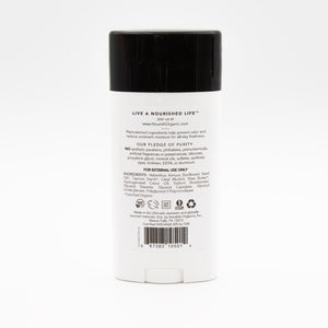 Nourish Organic Pure Unscented Deodorant