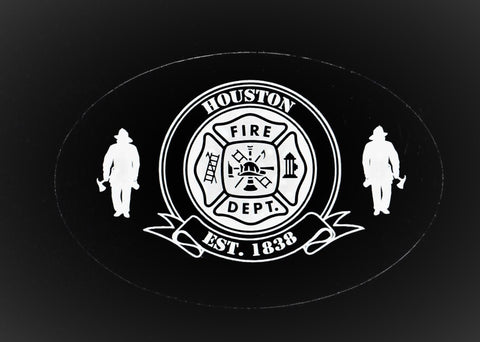 Decal - HFD Cling