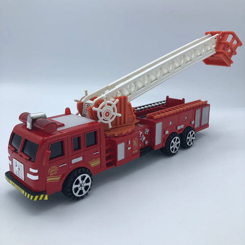 Friction Powered Fire Engine