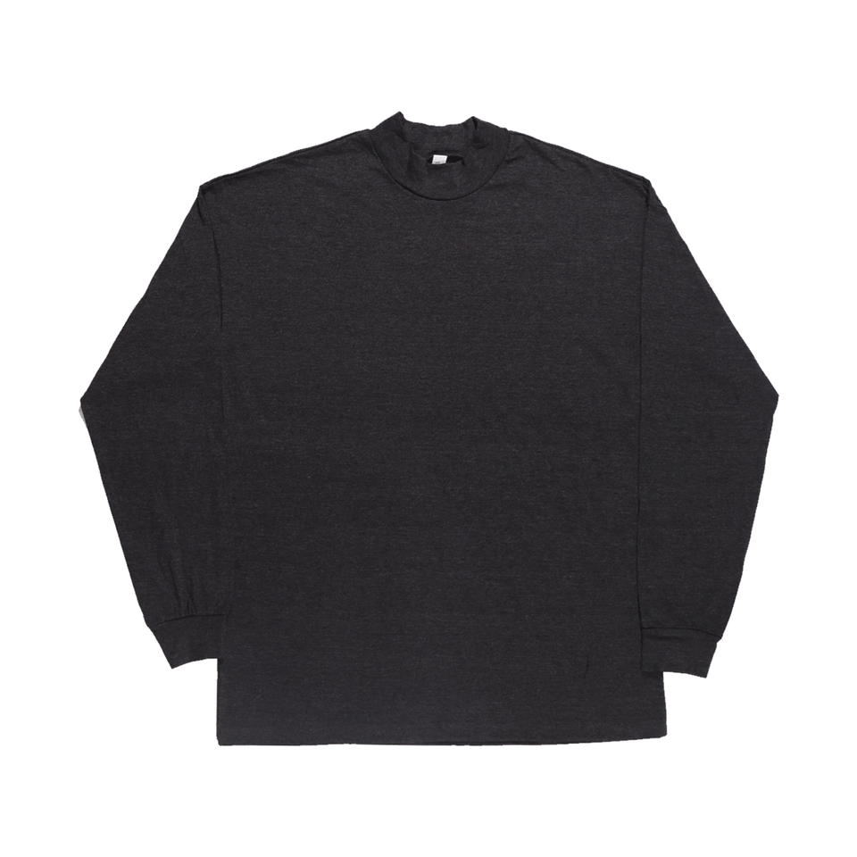 Mock Neck Long Sleeve