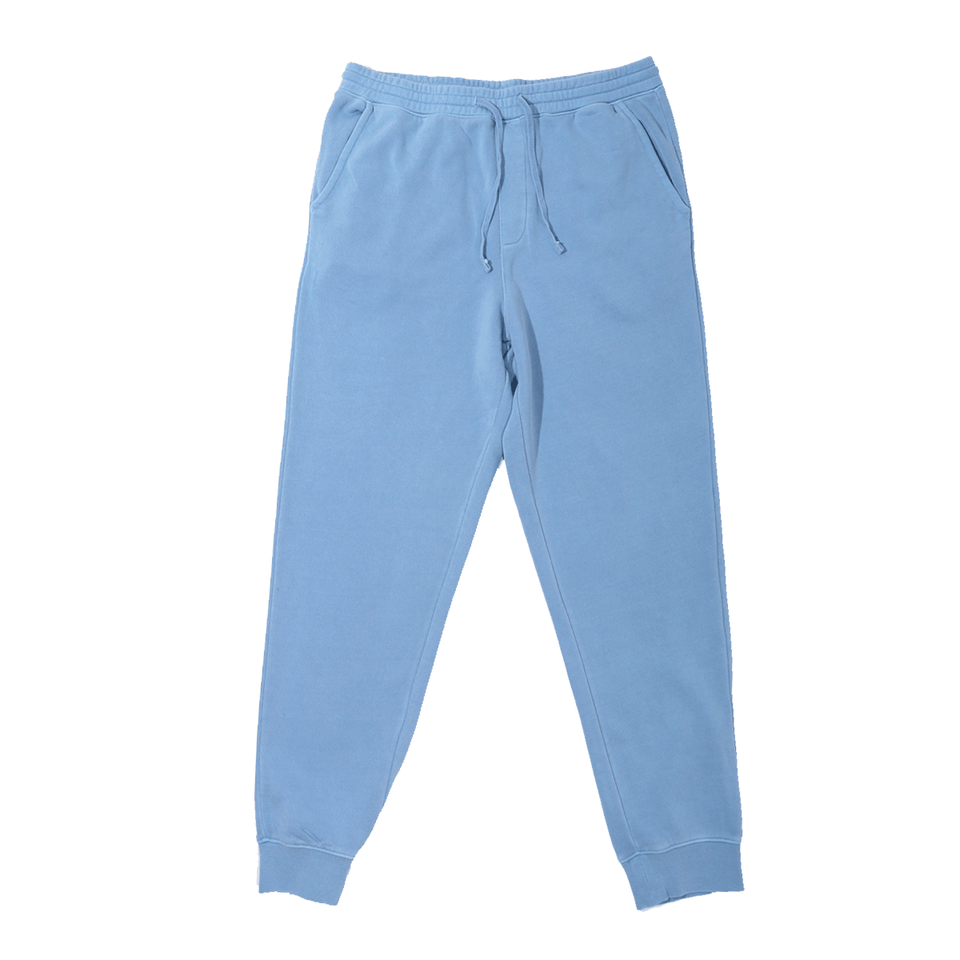 Pigment Dyed Fleece Pants