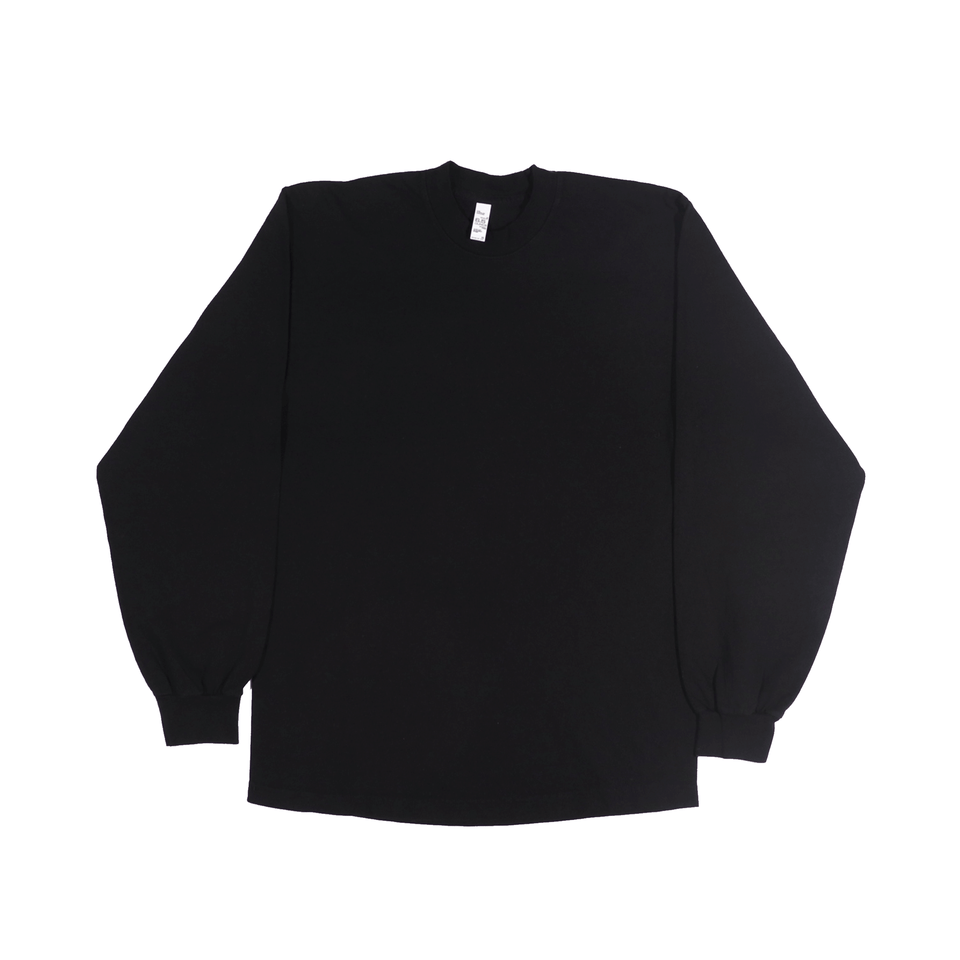 Garment Dye Long Sleeve