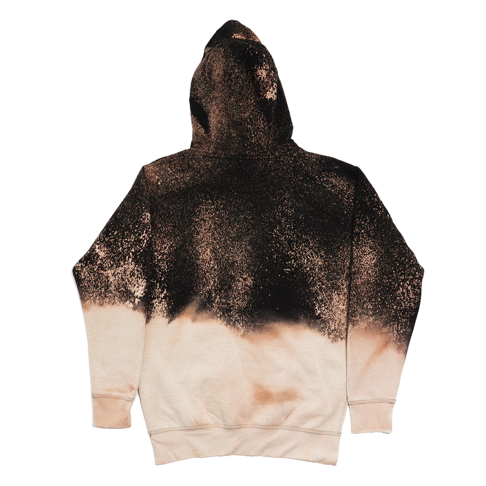 OUTER SPACE DYE HOODIE