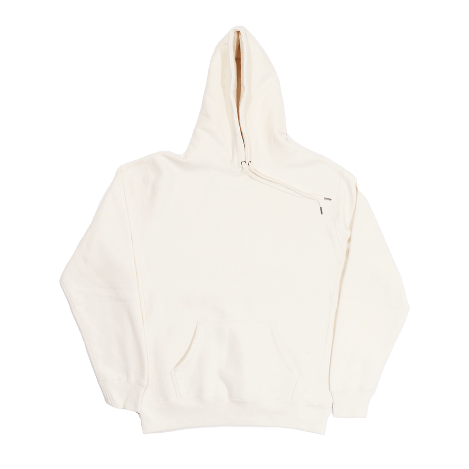 Heavyweight Cross-Grain Hoodie