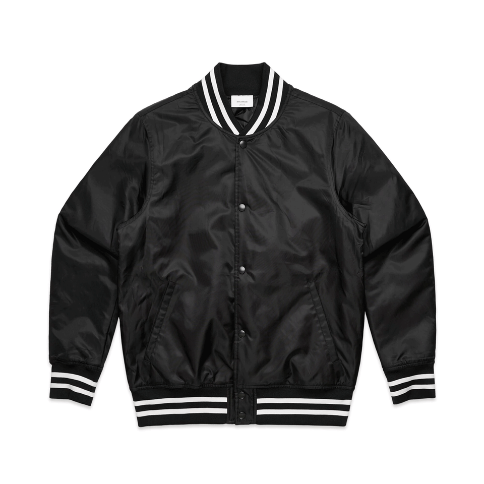 College Bomber Jacket