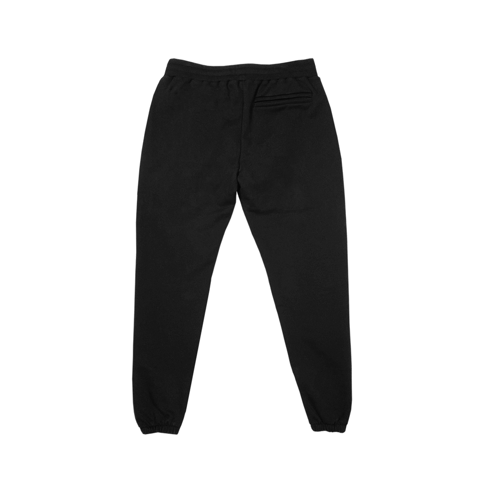 Black Ultra Heavyweight Sweatpants