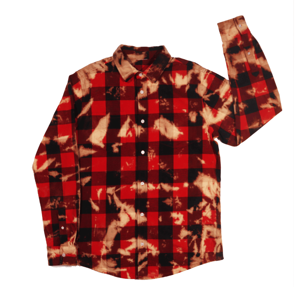 Red Checkers Dye