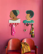 Kitsch Kitchen Yaro Coat Rack