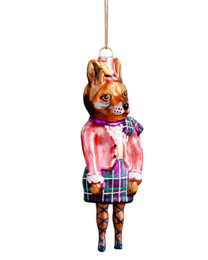 Nathalie Lété Dog Ornament, Chihuahua