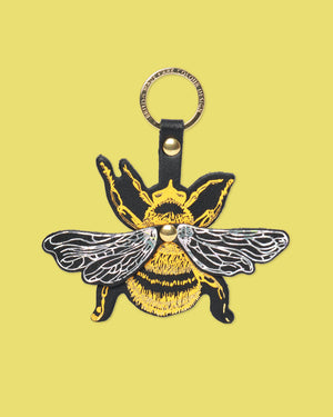 Load image into Gallery viewer, Bee Key Fob