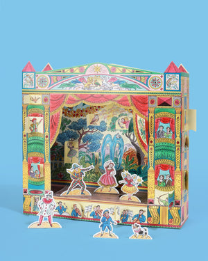 Pantomime Theatre Advent Calendar