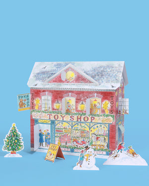 Load image into Gallery viewer, Toy Shop Advent Calendar