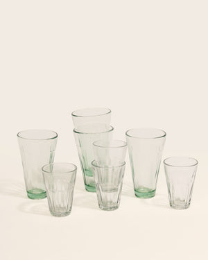 Indian Chai Glasses, Set of 8
