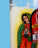 Guadalupe Candle