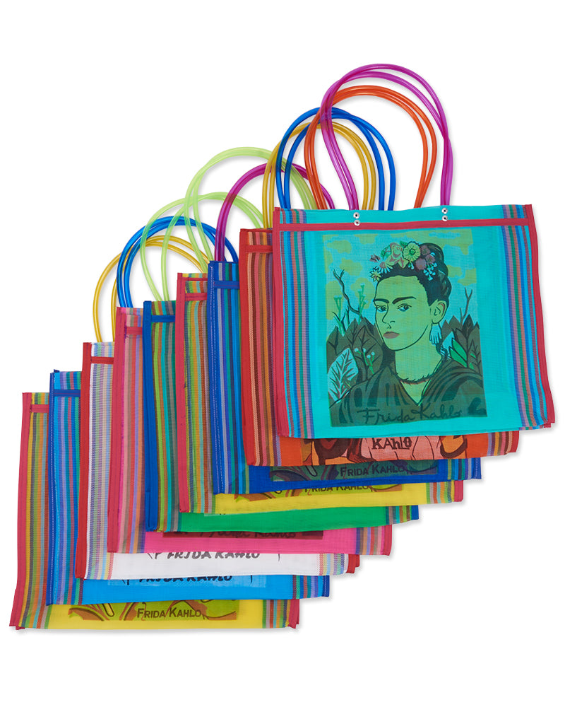 Frida Kahlo Shopping Bag