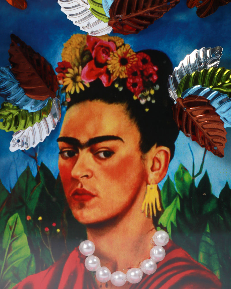 Frida Kahlo Self Portrait Showcase