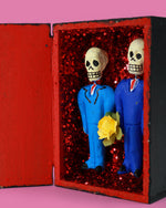 Amor Eterno Coffin, Groom and Groom