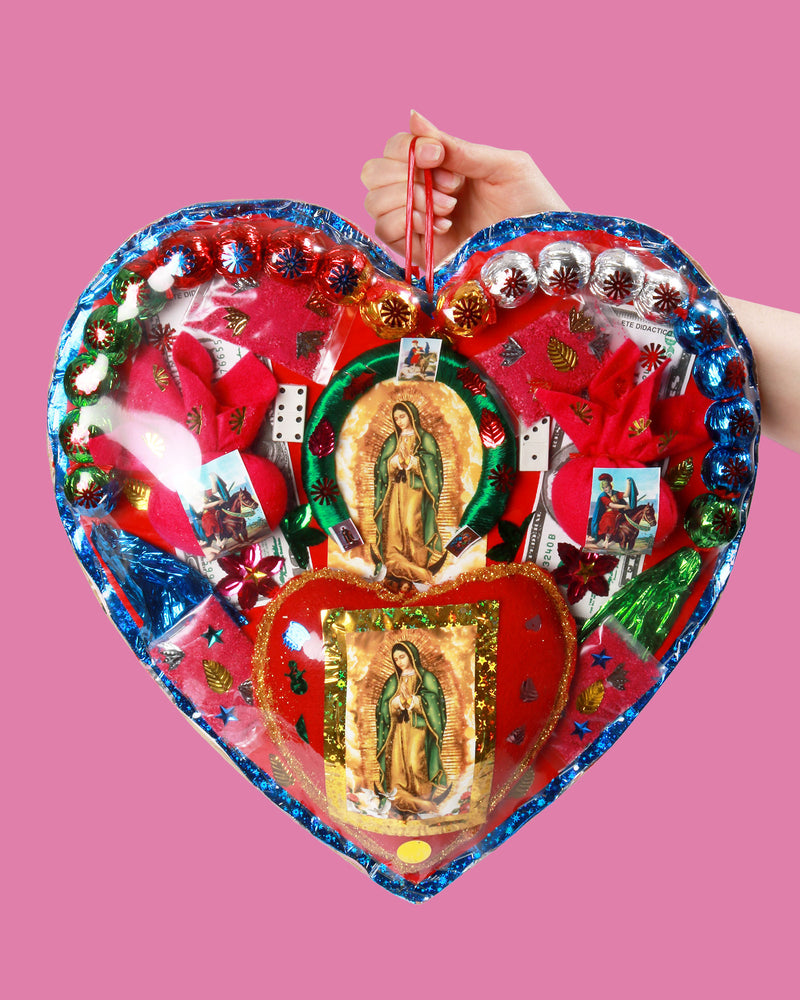 Mexican Home Protection Amulet,  Extra Large