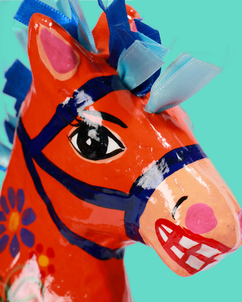 Load image into Gallery viewer, Mexican Horse Maraca