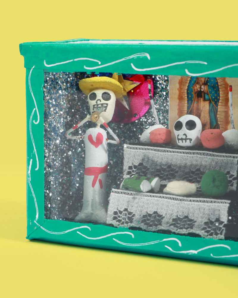 Guadalupe Skeleton Showcase