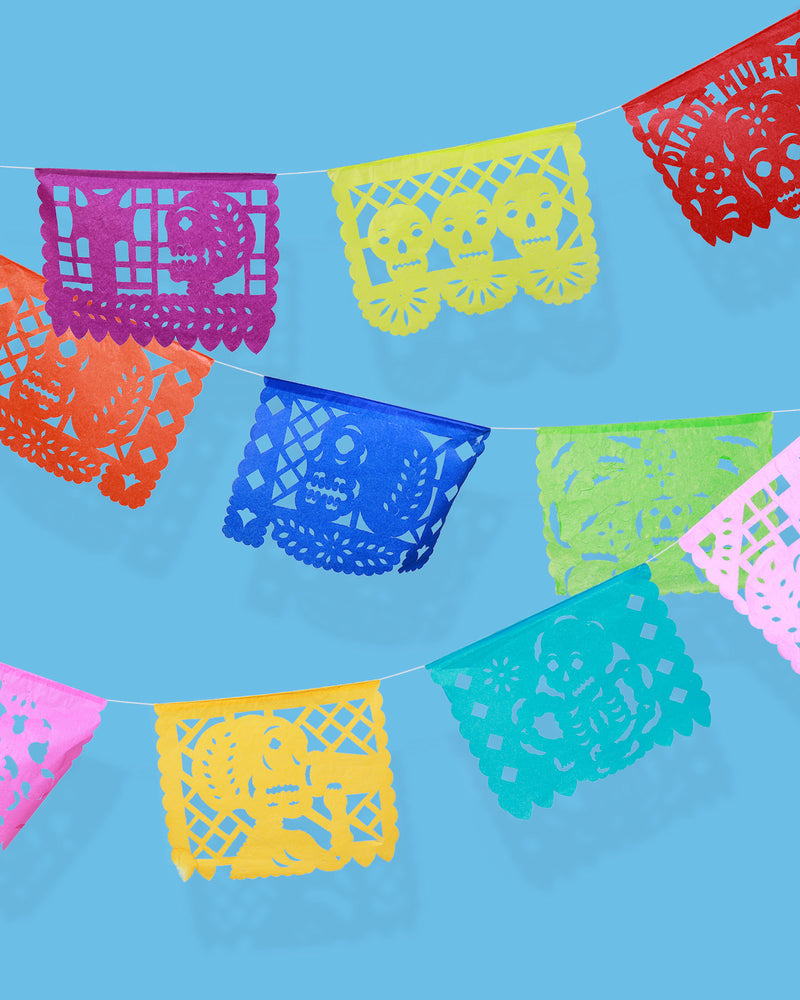 Load image into Gallery viewer, Mexican Papel Picado