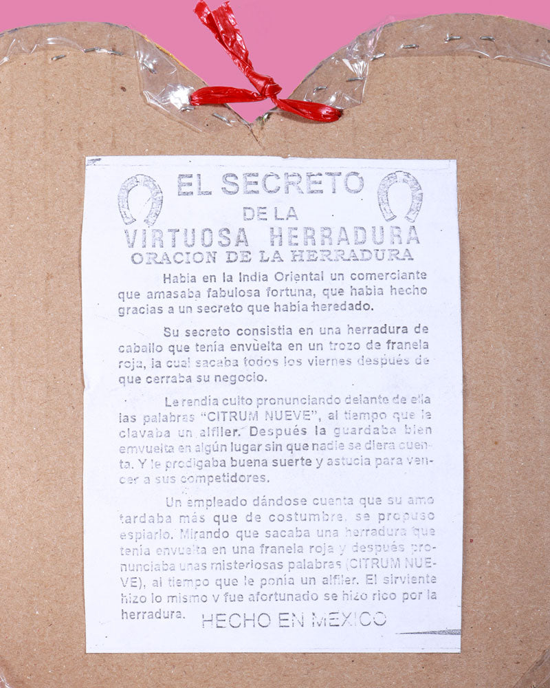 Mexican Home Protection Amulet