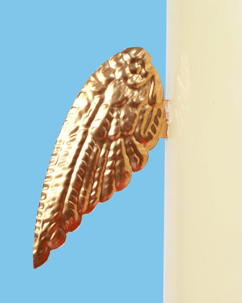 Wings Candle Charms, Gold