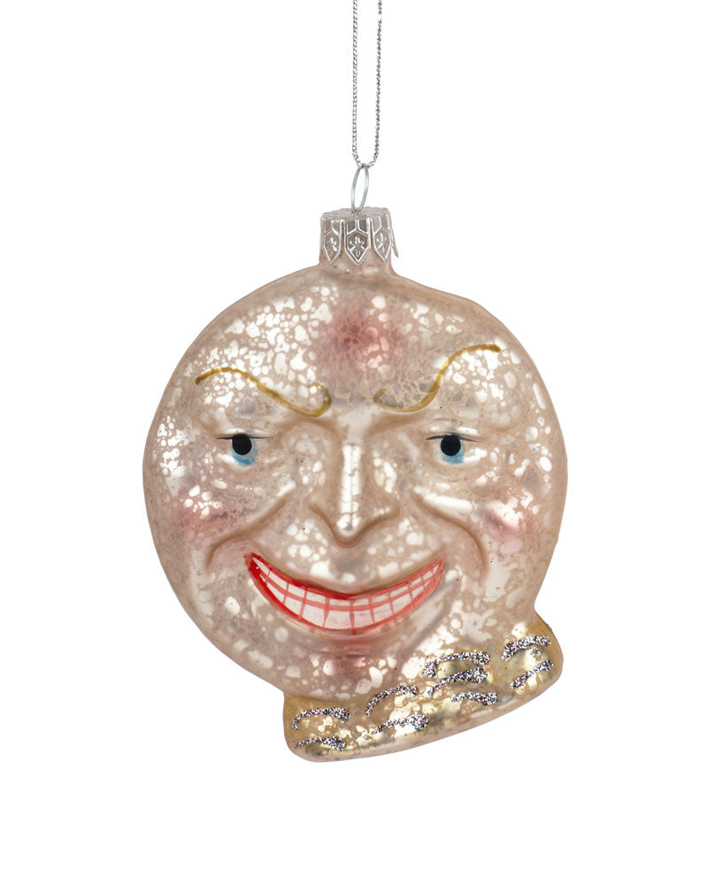 Cody Foster Victorian Moon Ornament