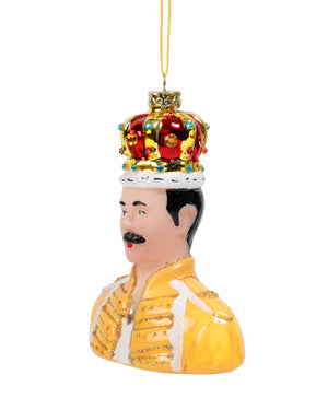 Cody Foster Freddie Mercury Ornament