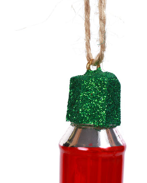 Tabasco Sauce Ornament