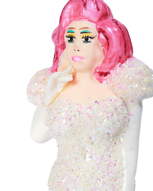 Load image into Gallery viewer, Drag Queen Ornament