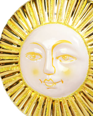 Blissful Sun Ornament