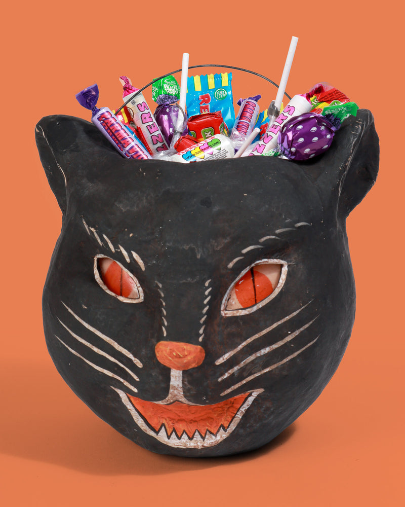 Cat Candy Bucket, Large