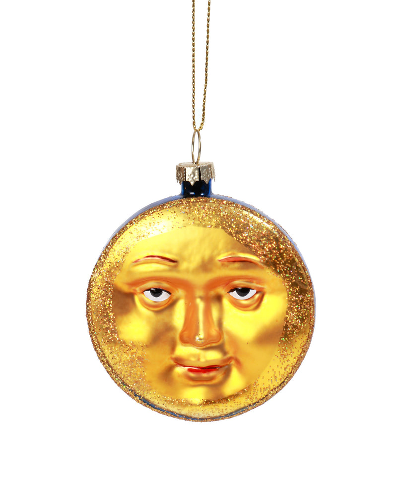 Celestial Moon Ornament