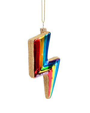 Cody Foster Chroma Bolt Ornament