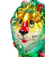 Cody Foster Cute Retro Lion Ornament