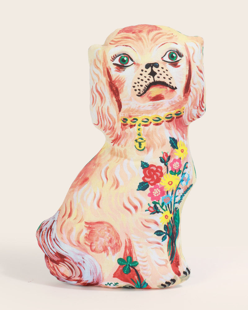 Nathalie Lété Staffordshire Dog, Brown