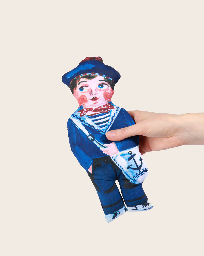 Load image into Gallery viewer, Nathalie Lété Sailor Doll
