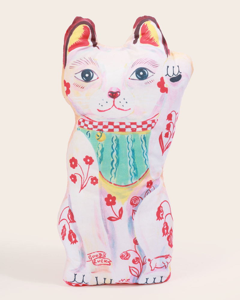 Load image into Gallery viewer, Nathalie Lété Lucky Cat, Milky